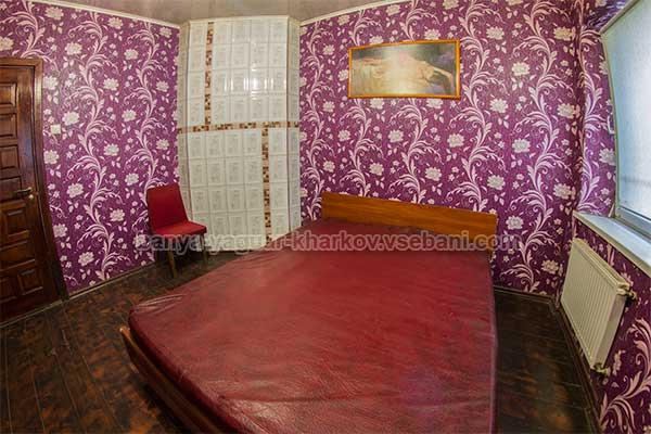 Баня Ягуар - кровать для отдыха